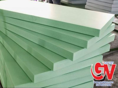 Ứng dụng Tấm xốp cách nhiệt Eco XPS Foam cho Sàn Kho lạnh, tấm Panel
