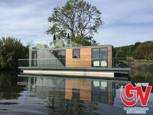 Thi công công trình nhà ở với các loại Panel cách nhiệt chống cháy