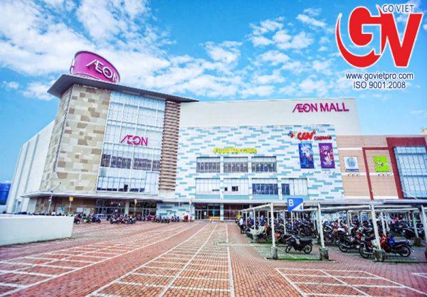 Gỗ Việt thi công cho công trình Kho lạnh Aeon Mall - Hải Phòng