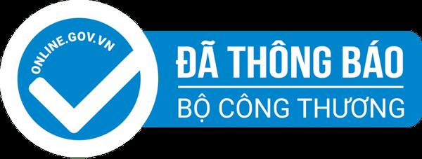 Logo bộ Công Thương của Gỗ Việt Pro