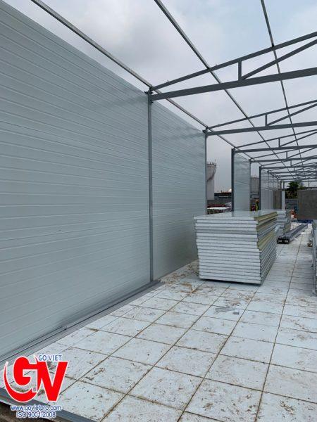 Vách ngăn Panel EPS cách nhiệt cho nội thất