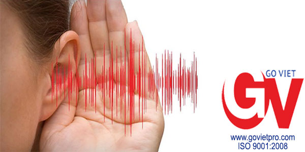 Sóng âm nghe được và khả năng cảm thụ âm ở tai mỗi người sẽ khác nhau