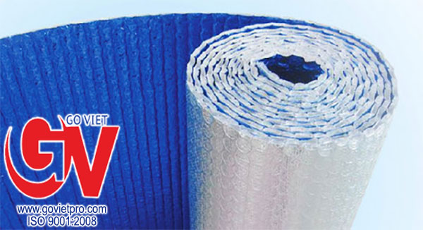 Cấu tạo, chỉ số kỹ thuật của túi khí cách nhiệt dán tường
