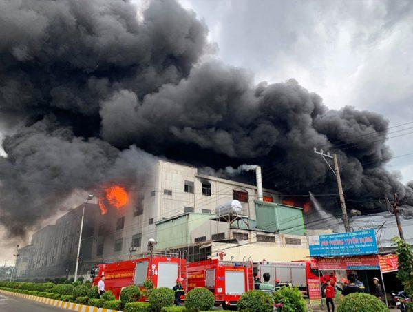 Hạn chế hỏa hoạn từ những vật liệu chống cháy để an toàn hơn