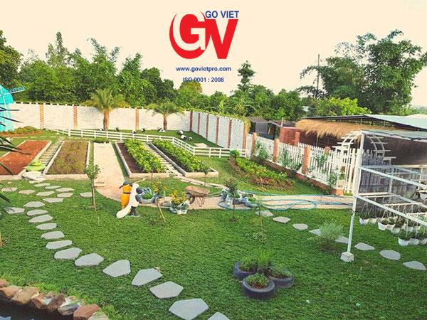 Dịch vụ thiết kế Farmstay trọn gói, giá rẻ tại Gỗ Việt